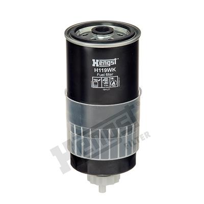 Hengst Filter Bränslefilter 470200000  Volvo - Audi - Vw