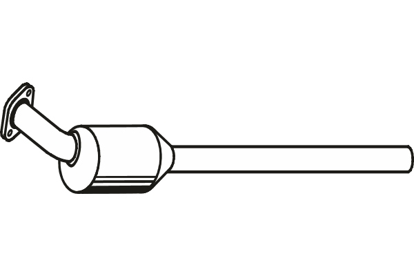 Sot-/partikelfilter, Avgassystem  Mercedes-benz -  Viano, Vito