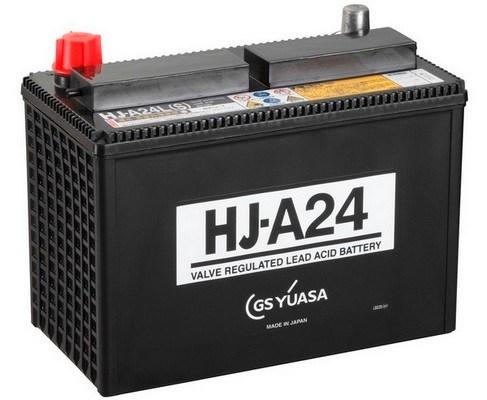 Yuasa Back-up Aux Startbatteri Hj-a24l   Mazda -  Mx-5