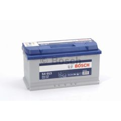 Bosch Startbatteri S4 013