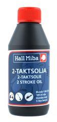 Olja 2-takt semi-syntet 100 ml Hall Miba