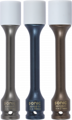 Hjulbultshylsor. 17. 19 & 21 Mm. X-Tra Långa. 195