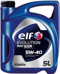 ELF 5W-40 Evolution 900 SXR