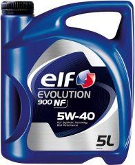 ELF 5W-40 Evolution 900 NF