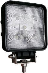SWEDSTUFF Arbetslampa LED Kvadrat.