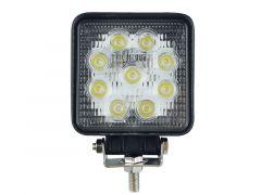 SWEDSTUFF Arbetslampa LED 27W