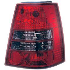 Baklyktspaket Volkswagen Golf IV/Bora Variant 1998-2004 - Röd/Rökgrå