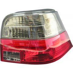 Baklyktspaket Volkswagen Golf IV 1998-2003 excl. Variant - Röd/Rökgrå