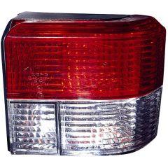 Baklyktspaket Volkswagen Transporter T4 1991-2003 - Röd/Klart