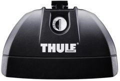 Thule Rapid System 753 Low 4-pack