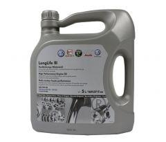VW 5W-30 Longlife III