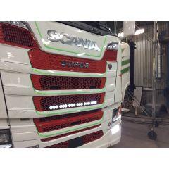 LED-barpaket Alta 95W Nya Scania S/R