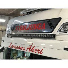LED-barpaket Alta 156W nya Scania S/R solskydd