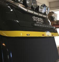 LED-barpaket Alta 130W Volvo FH 4 solskydd