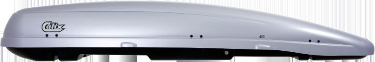 Calix 430 Silver/Svart högblank